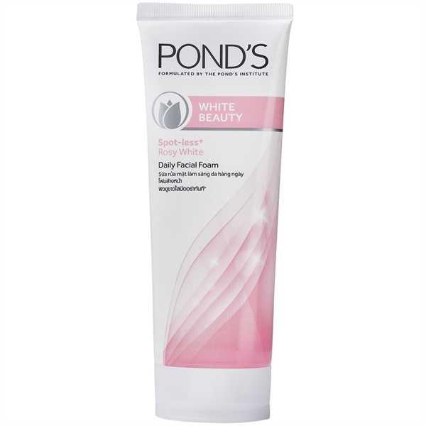 Pond's White Beauty Face Wash 100 gm - কিশোরবাজার.কম