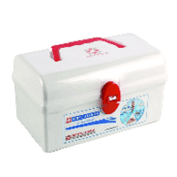 Getwell First Aid Box